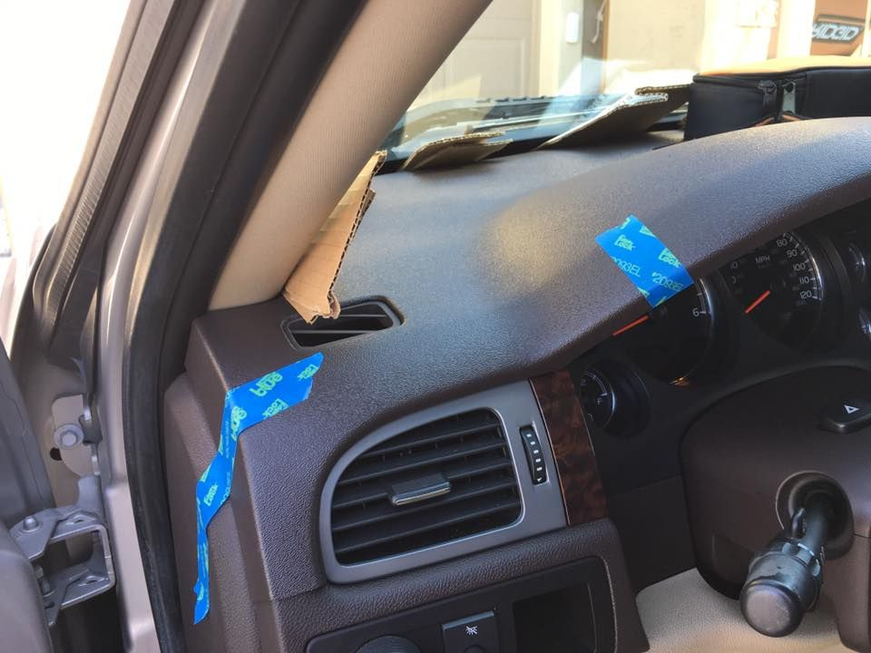2007 Tahoe Installed in Cocoa